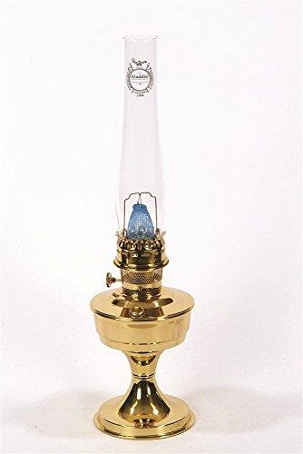 Aladdin Classic Brass Lamp