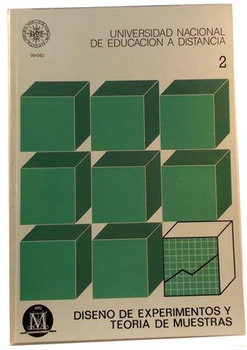 Descargar Libro Diseño De Experimentos Y Teoría De Muestras: 2 Ildefonso Yañez De Diego