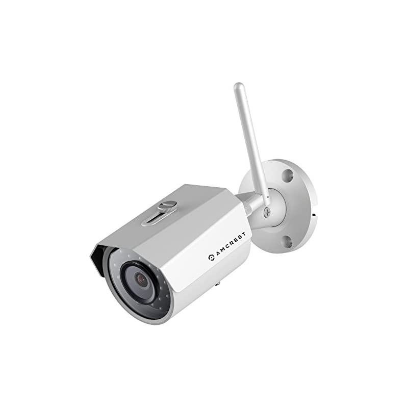 Amcrest 2K 3MP Wireless Outdoor Security