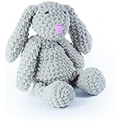 KNITTY CRITTERS- Ruby Bunny