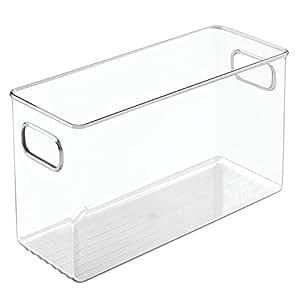 Interdesign Linus Caja Organizadora Para Cuarto De Ba O