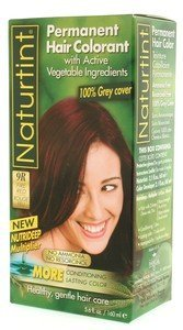 NATURTINT HAIR COLOR,9R,FIRE RED, 5.28 FZ by Naturtint
