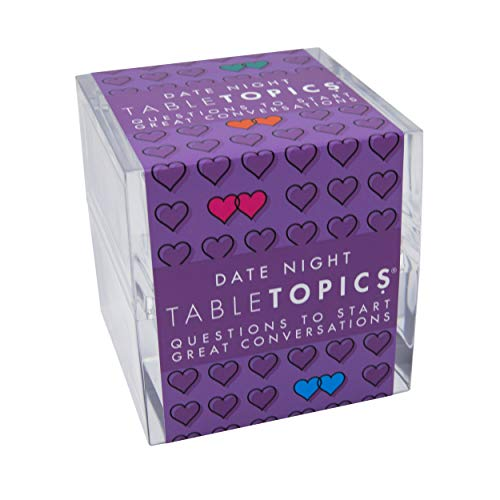 TableTopics- Date Night Purple ()