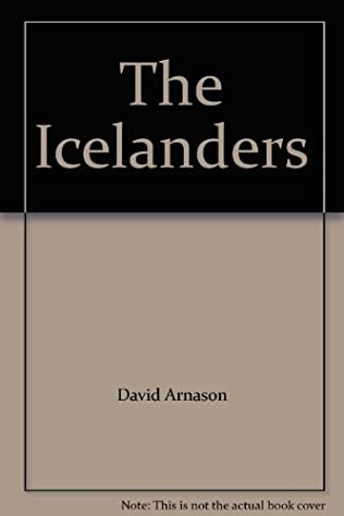 book cover of The Icelanders