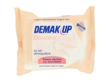 Diadermine - p04275669 - Gamuza de leche Desmaquillante - pieles secas o sensibles - 25: Amazon.es: Hogar