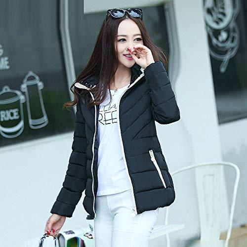 Pullover Ashop Mujer Jacket Invierno Chaquetas Reflectiva De Mujer Capa Abrigo Parka Negro Ropa 7wFrgq7x1a