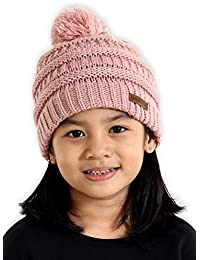 02b8a9cd7 Girl's Cold Weather Hats Caps | Amazon.com