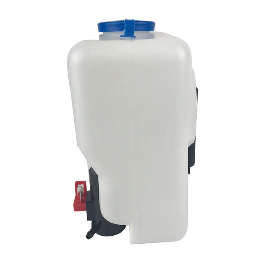 Kit Universale per tergicristalli Auto Serbatoio Pompa a Getto 1,5 l RUNMIND 12 V