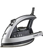 Panasonic 360° Quick Multi-Directional Steam Iron, Silver, 1.5kg, NI-W650CSLSH