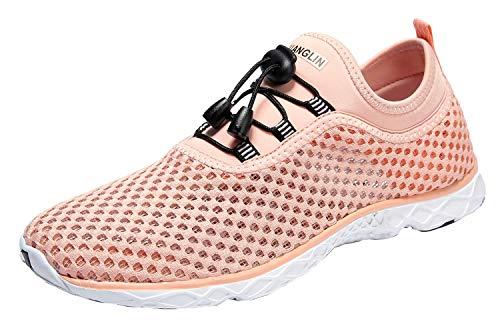 082695f5babe Zhuanglin Women s Quick Drying Aqua Water Shoes
