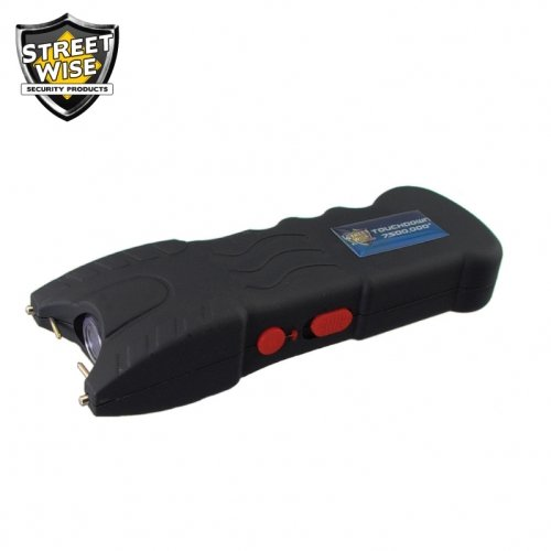 Touchdown 7,500,000 Stun Gun Rechargeable Bundle Deal by The Home Security Superstore (Image #3)