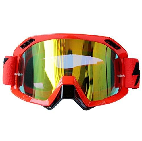 PC de ya Prueba de esquí Ciclismo Prueba Lentes Polvo a D explosiones esquí Impermeables de de Gafas Fondo Color Twf016