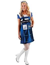 Dr. Who Tardis Dress