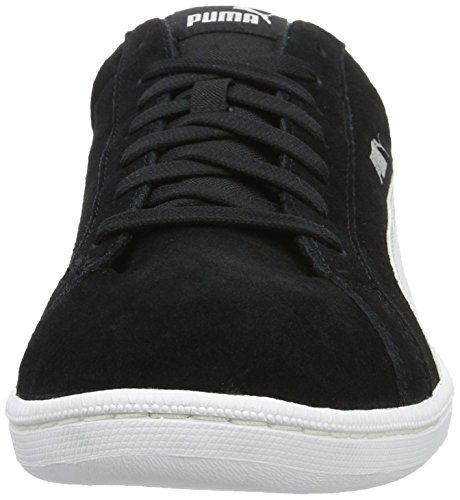 Puma - Deportivas Sneakers Smash SD Negro (Black-white)