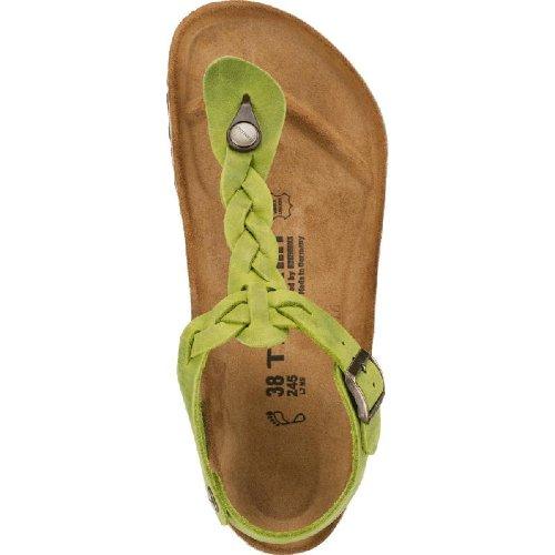 TATAMI Kairo Damen Sandalen Fettleder, peridot grobflecht