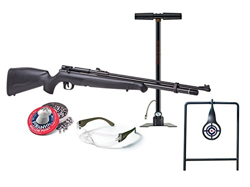 Benjamin Maximus BPM22GPK PCP Air Rifles Kit .22 Cal with Hand Pump