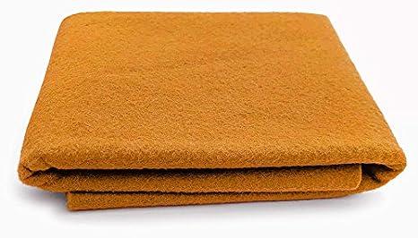 XXL Wool Felt Sheet 36 in x 36 in 100/% Virgin Merino Wool Cottage Red