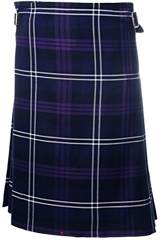 (Gents Lightweight Casual Party Kilt Heritage Of Scotland 54-56)