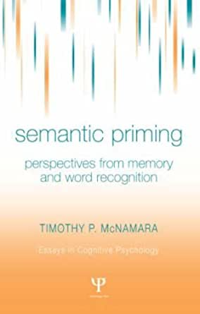 Semantic priming essays