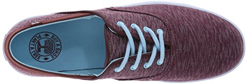 W'S skateboard Etnies Chaussures femme Bordeaux CORBY de 6wqv54