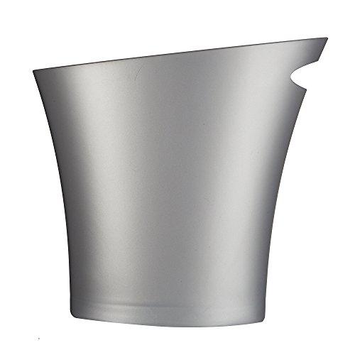 umbra skinny trash can sleek stylish bathroom trash can import it all. Black Bedroom Furniture Sets. Home Design Ideas