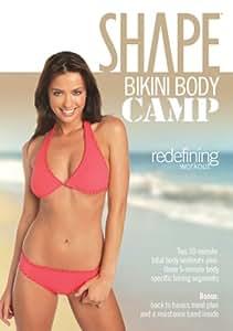 Shape: Bikini Body Camp Redefining Workout [Import]
