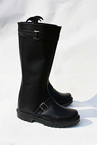 Bromeo Gintama Sakata Gintoki Cosplay Schuhe Stiefel Stiefeletten