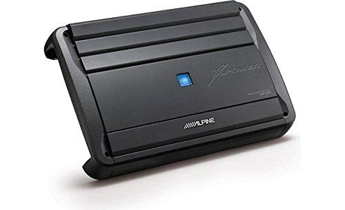 Alpine MRX-M100 Mono Block 1000 Watt Amplifier with free Bass Knox (RUX-KNOB)