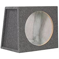 Scosche SE15CC 15-Inch Single Subwoofer Enclosure (Grey/Black)