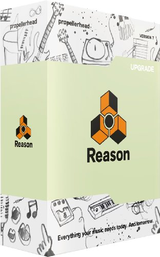 Propellerhead Reason Drum Kits - Propellerhead Reason 7 Upgrade (from any version Reason)