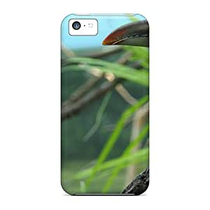 GiZ1900yGyu Anglams Awesome Case Cover Compatible With Iphone 5c - Captivating Bird