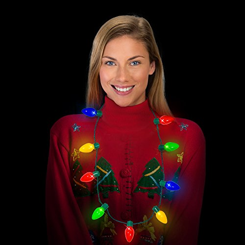 LED-Light-Up-Christmas-Bulb-Necklace-Party-Favors