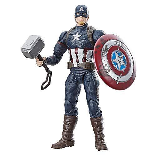 Marvel Legends Captain America Worthy Avengers Endgame Walmart Exclusive