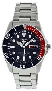 Seiko Men's SNZF15J1 Dark Blue Dial Watch