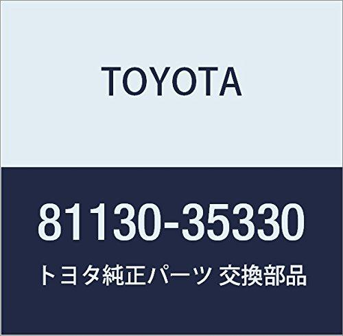 TOYOTA (トヨタ) 純正部品 ヘッドランプ ユニット RH ハイラックス SURF 品番81130-35330 B01LXVGNQY