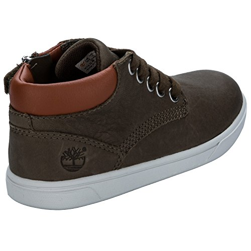 Grüne Timberland Boots GROVETON LEATHER