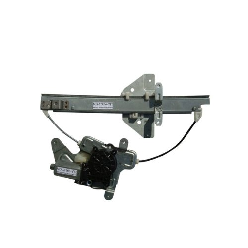 TYC 660260 Pontiac Grand Am Power Replacement Rear Driver Side Window Regulator - Grand Am Power Window Regulator