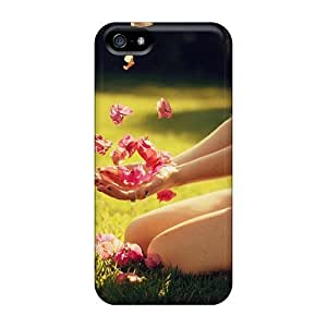 New Arrival Girl Playing With Flowers DJoUctZ8890KvMIc Case For Samsung Galaxy S3 i9300 Cover