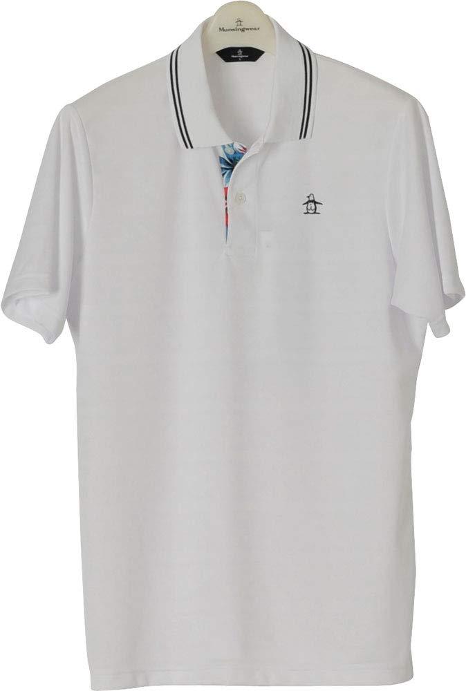 売れ筋商品 Munsingwear(マンシングウェア)メンズ ゴルフウェア 半袖ポロシャツ トップス トップス MGMLJA14 MGMLJA14 3L WH00 B07QM366MR B07QM366MR, BRICBLOC-PLOT:2dc3c3d7 --- staging.aidandore.com