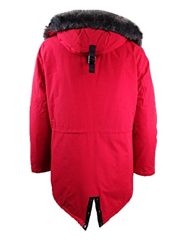 Nautica Down Outerwear Nautica Men's Red Coat vvr14x8