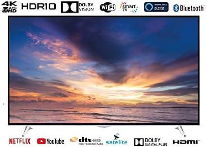 EAS E65SL982 TELEVISOR 65/UHD 4K Smart TV DVB-T/T2/C/S/S2 HEVC ...