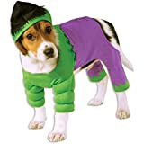 Rubie's Marvel Universe The Hulk Pet Costume, Small