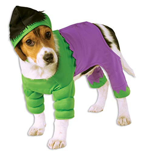 Rubie's Marvel Universe The Hulk Pet Costume,