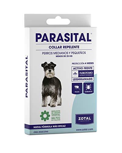 🥇 Zotal Parasital Collar para Perros