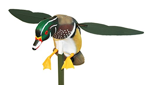 MOJO Outdoors Screamin' Woody Drake Wood Duck Decoy