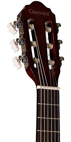 Giannini Guitars GN-R N Natural Finish Acoustic Guitar