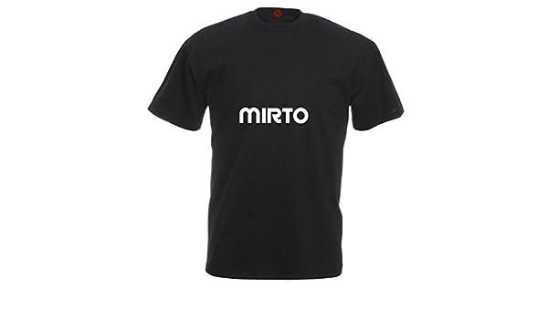 kalifornia T-shirt Mirto Black: Amazon.es: Ropa y accesorios