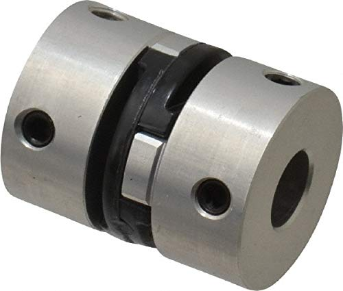 - Delrin Disc Flexible Coupling pack of 3