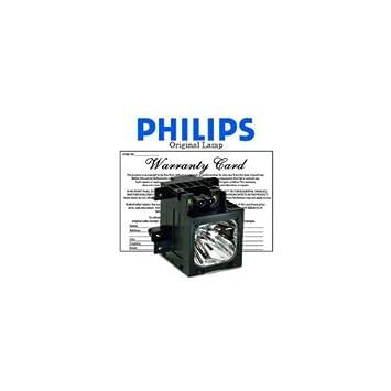 Amazon.com: Philips Lighting Sony KF-50WE610 Lamp with Housing ...