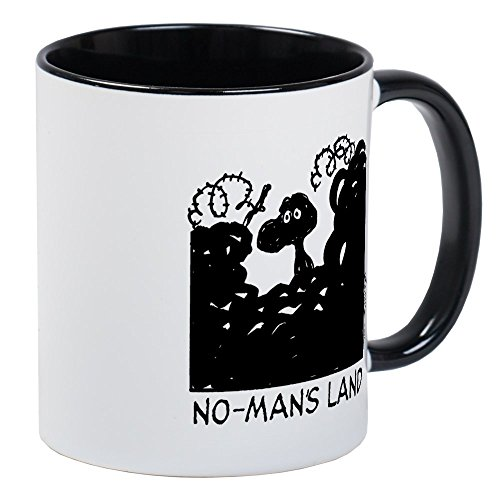 CafePress - No-Man's Land Mug - Unique Coffee Mug, Coffee Cup